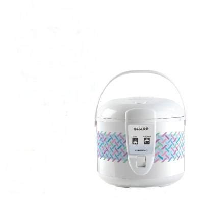 Sharp Ks N18me L Rice Cooker White harga sharp ks n18me c white rice cooker pricenia