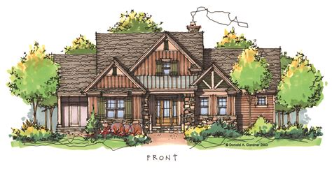 Riva Ridge House Plan The Riva Ridge House Plan Images See Photos Of Don Gardner House Plans 3179 5013f