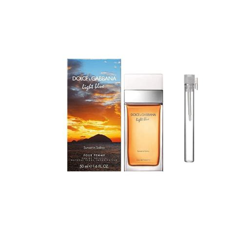 dolce and gabbana light blue sunset in salina review perfumy dolce gabbana light blue sunset in salina tanie