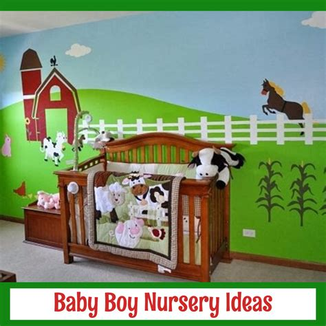 nursery decor themes unique baby boy nursery themes and decor ideas involvery
