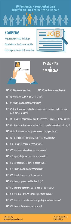 preguntas para entrevista de trabajo sobre liderazgo 20 preguntas clave para una entrevista de trabajo