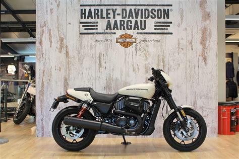 Motorrad Ankauf Aargau by Motorrad Neufahrzeug Kaufen Harley Davidson Rod 750