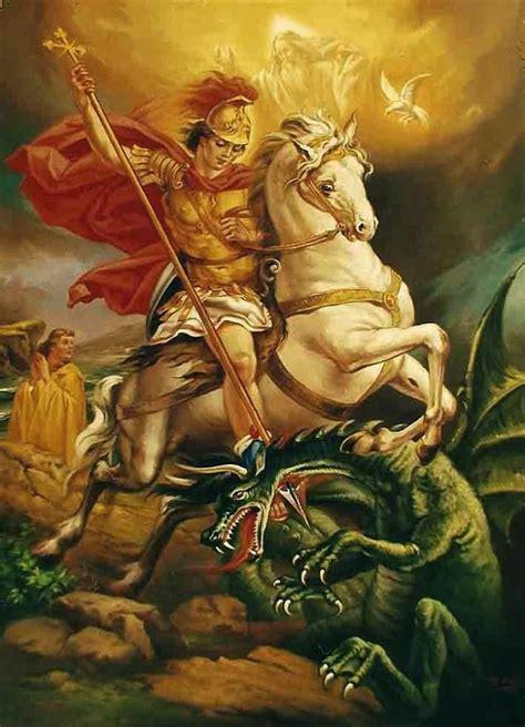 imagenes religiosas san jorge 187 23 de abril san jorge santo patrono del arma de