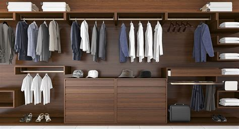 Custom Wood Closets by Closets