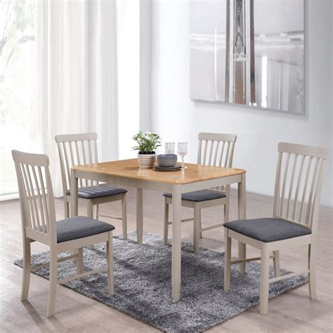 3ft dining table sets alston painted grey 3ft 7 dining table set 4 chairs