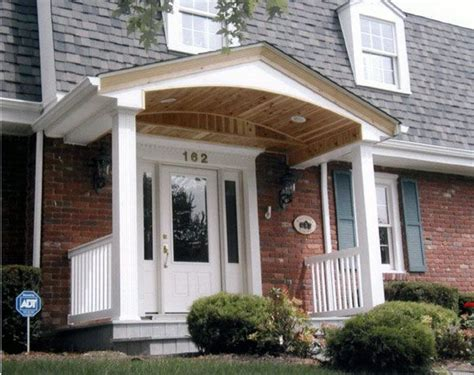 front porch roof optionidea home sweet home