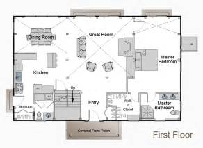 pole barn house floor plans barn house barn plans vip