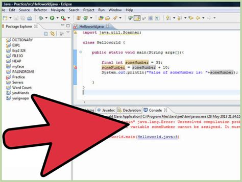 create a how to create a variable in java with pictures wikihow