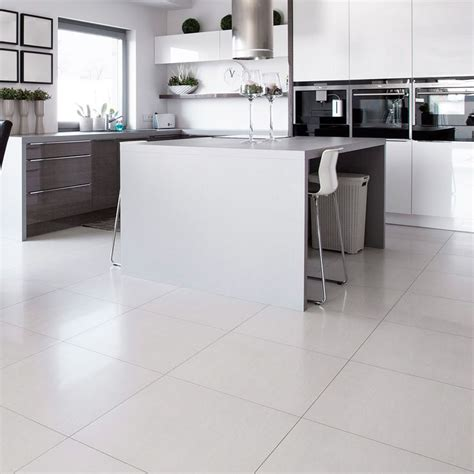 white kitchen floor tile ideas best 25 polished porcelain tiles ideas on