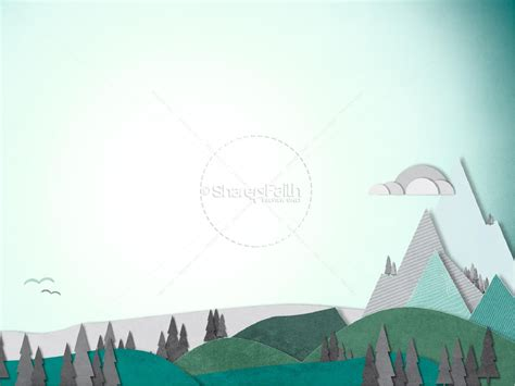 powerpoint templates free mountains happy new year mountains powerpoint template church new