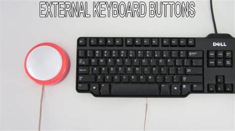 Keyboard Eksternal Buat Tablet buat tombol eksternal untuk keyboard anda cikotok