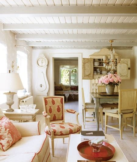 Country Home Interiors by Romantic Country House In Germany 171 Interior Design Files
