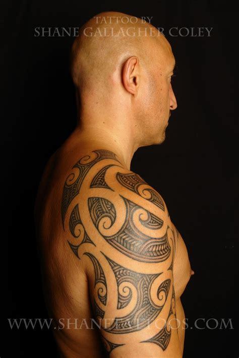tattoo shoulder sleeve maori polynesian tattoo maori shoulder half sleeve tattoo