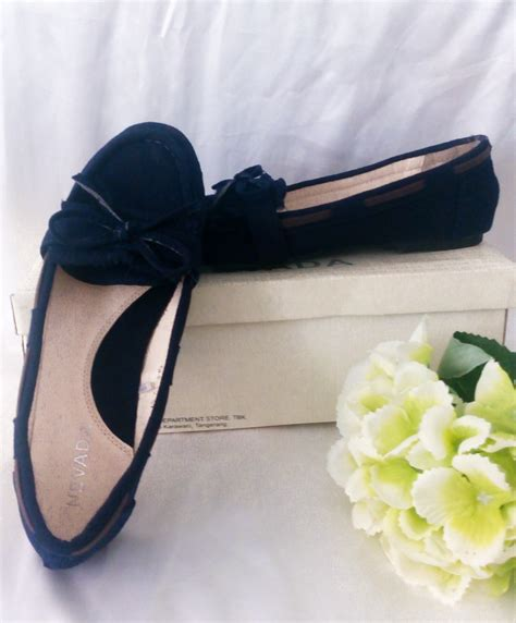 Flat Shoes Nevada Brown Size 37 Brand Matahari jual flat shoes nevada blue 37 brand matahari magnify