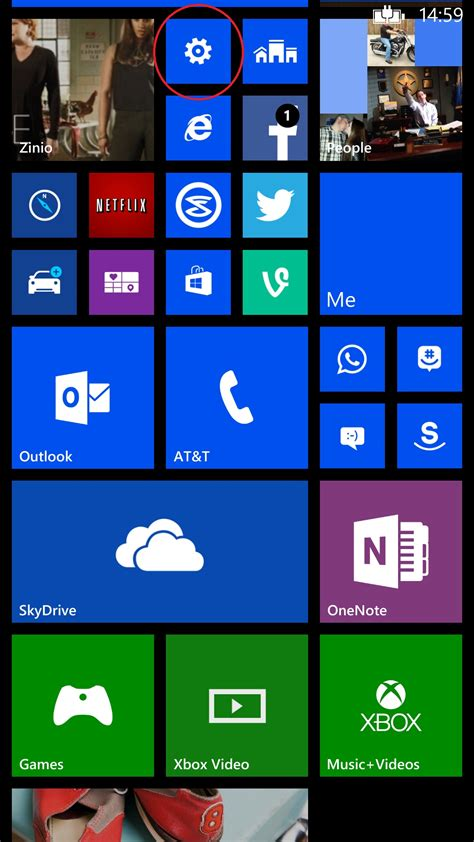 windows phone live tiles not updating check these settings