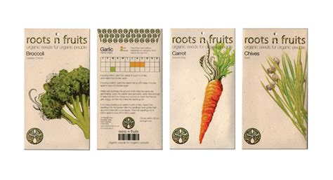 fruits n roots 48 best seed packets images on seed packets