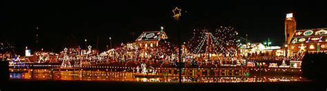 overall view of christmas village picture of koziar s