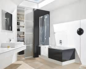 Bath With Shower Combination Bath On Pinterest Walk In Tubs Showers And Tubs