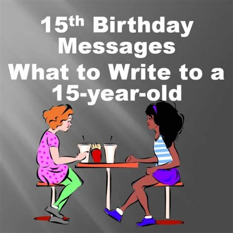 What To Write In A 14th Birthday Card 15th Birthday Card Wishes Jokes And Poems