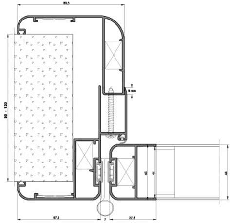 scheda tecnica porte interne scheda tecnica profilo in alluminio porte interne