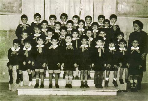 banchi di scuola oristano musio in prima elementare a s 1969 70