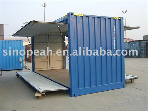 20ft Swing Door Shipping Container Buy 20ft Shipping