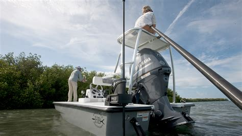 jon boat anchor pole micro