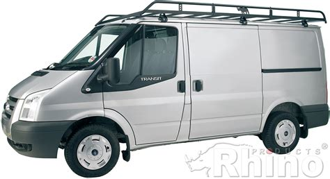 Ford Transit Roof Racks Used by Ford Transit Rhino Roof Rack Swb Low Roof Plyline Uk