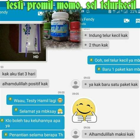 jual paket promil momoidea program herbal alami
