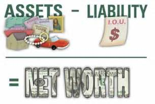 Net Worth Of How To Improve Net Worth By Decreasing Liabilities