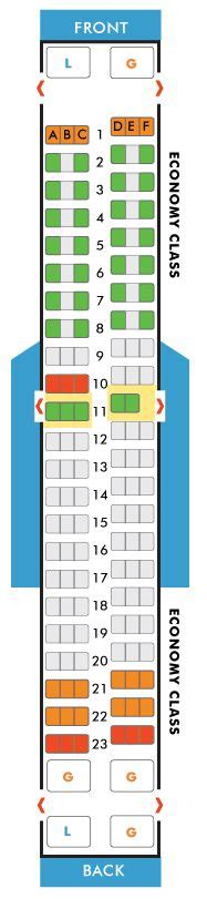 boeing 737 300 plan si鑒es southwest airlines boeing 737 300 seating map aircraft