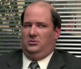 kevin from quot the office quot mentions arkansas during some of