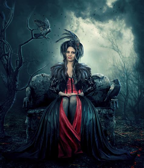 dark queen wallpaper dark queen by lotta lotos on deviantart