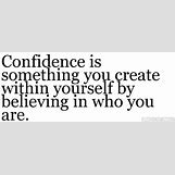 Quotes About Confidence In Yourself | 500 x 199 png 30kB