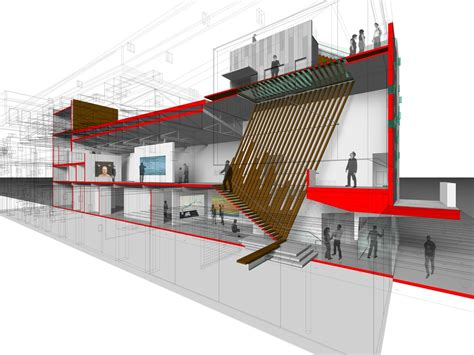 Gallery Of Arthouse At The Jones Center Ltl Architects 13