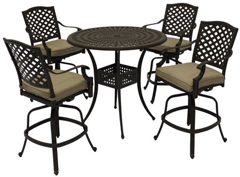 patio furniture bar sets outdoor patio bar sets patio design ideas