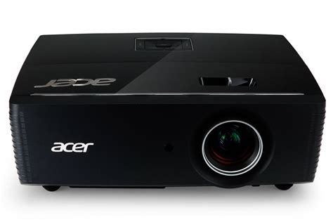 Projector Acer P7215 acer p7215 3d ready dlp projector 6 000 ansi lumens for large venue list of new network mobile
