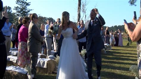 10 Couples Who Raced Up The Aisle by Gets Hitched Despite Hurdles From Hurricane Matthew