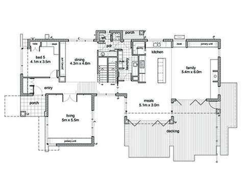 deck floor plan design drafting amazing decks brisbane sydney