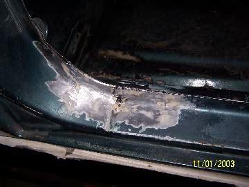 door jam repair