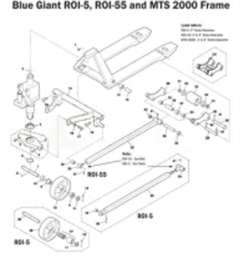 pallet parts diagram electric pallet part diagram imageresizertool