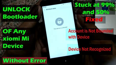 pattern unlock mi 4a unlock bootloader of any mi device without errors redmi 4