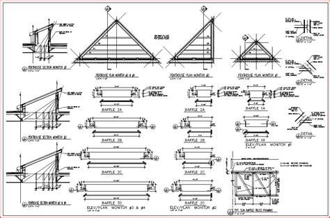 Monitor Roof architectural details architekwiki