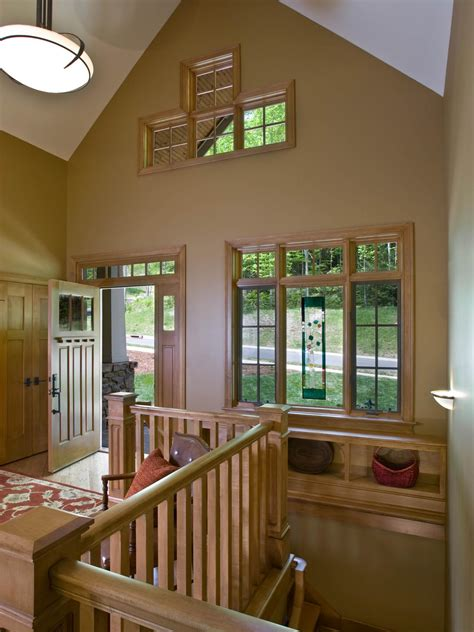 vaulted foyer photo page hgtv