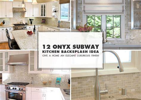 beige subway tile backsplash beige cabinets onyx backsplash tile backsplash