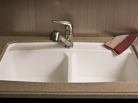 Solid Surface Kitchen Sink Solid Surface Kitchen Countertop Hgtv