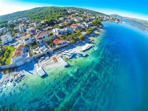 Best Bedrooms by Palm Tree Villa Slatine Bay Ciovo Trogir Split