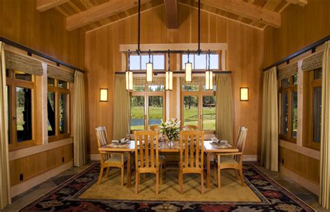 craftsman dining room lighting ideas 3957