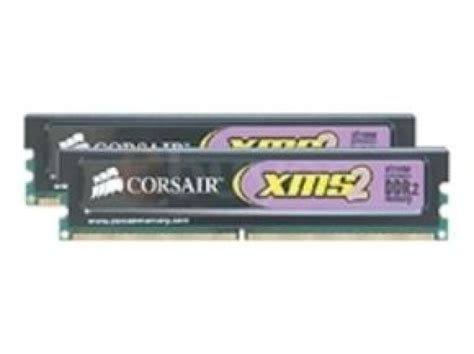 Memory Laptop Ddr2 Corsair corsair 2gb ddr2 800mhz xms2 memory ebuyer