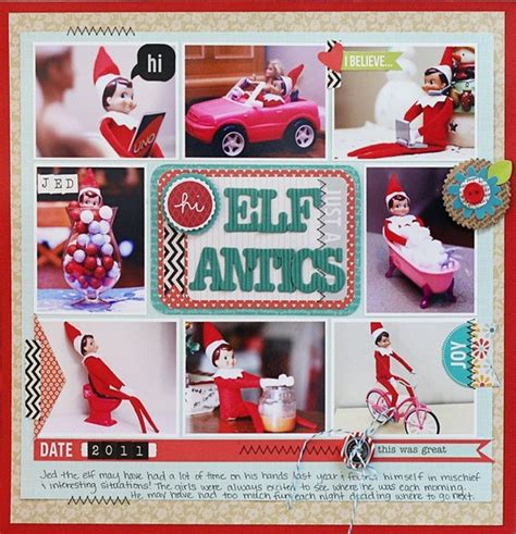 christmas scrapbook layout titles 17 best images about christmas scrapbook layouts on